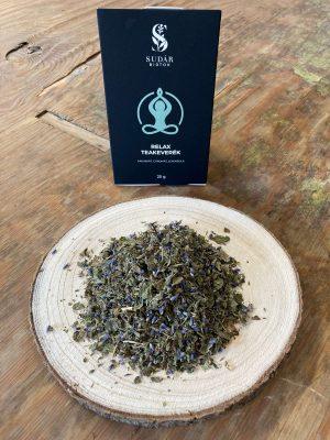 Relax teakeverék